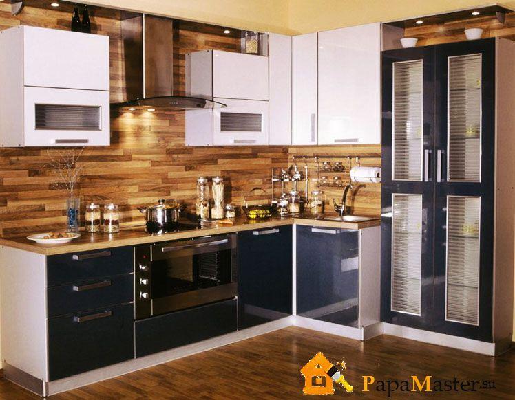 483Установка своими руками стеновые панели для кухни