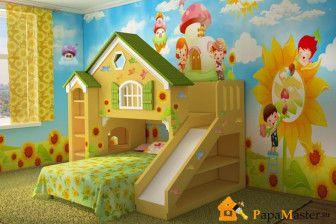 Кровати чердаки для детей
