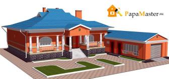 Кирпичный дом цена