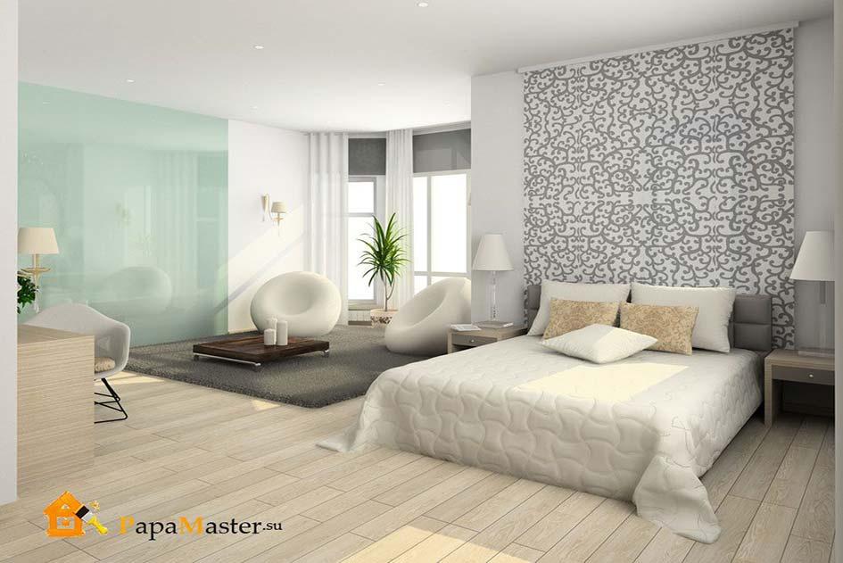 Современный дизайн спальня