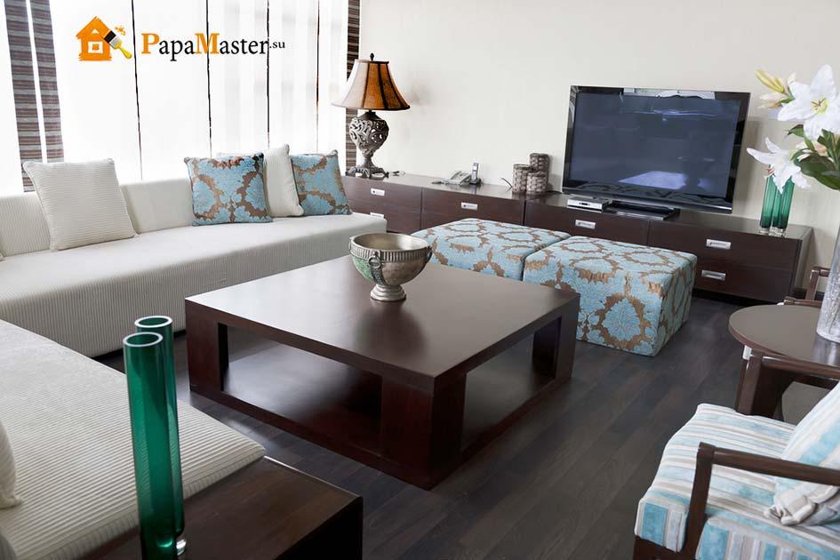 мягкая мебель для гостиной с фото примерами современного оформления