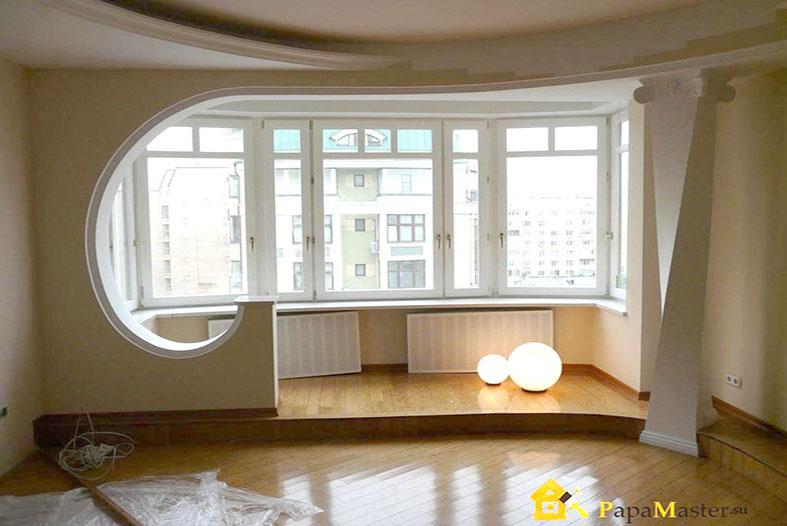 Ремонт пошагово балкон монтаж остекление балкона