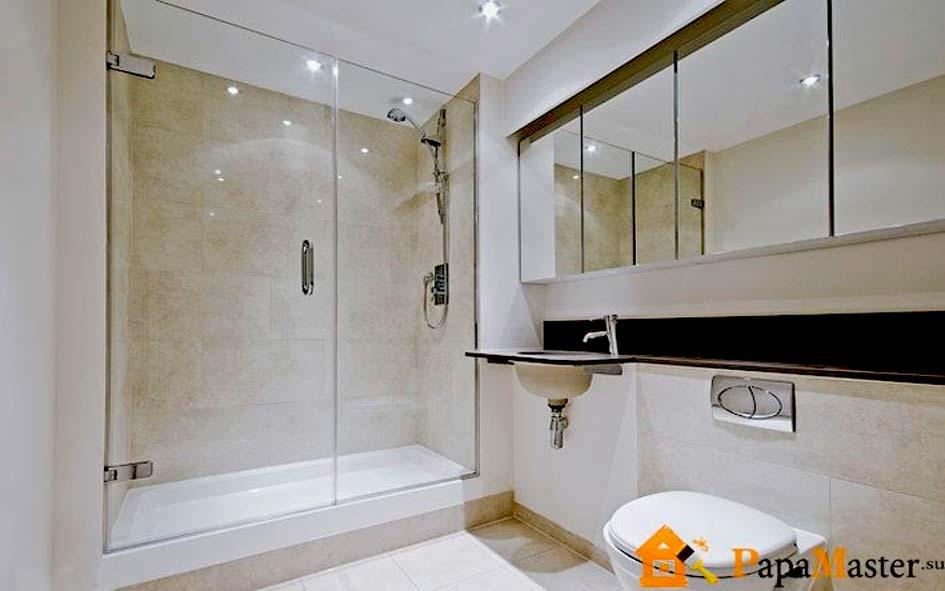 Ванная стеклянная комната купить картридж для однорычажного смесителя москва