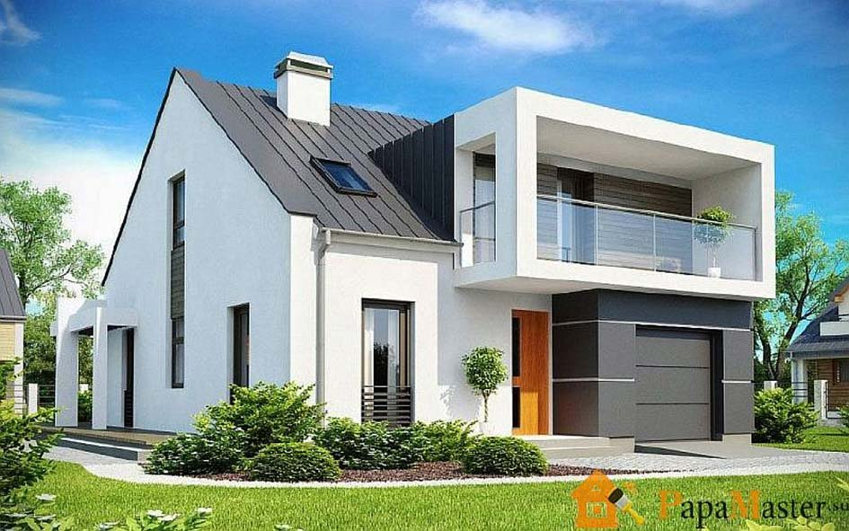 фото домов в стиле модерн