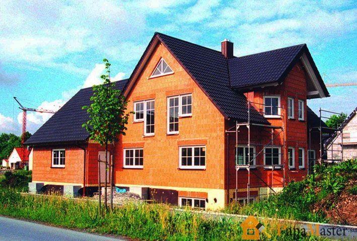 фото дом из керамических блоков