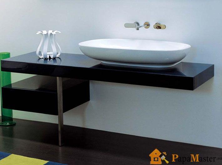 Столешница под раковину в ванной купить столешница 6000 900