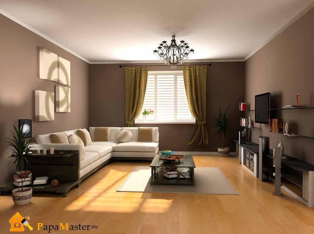 Дизайн зала 3 на 5 метров фото