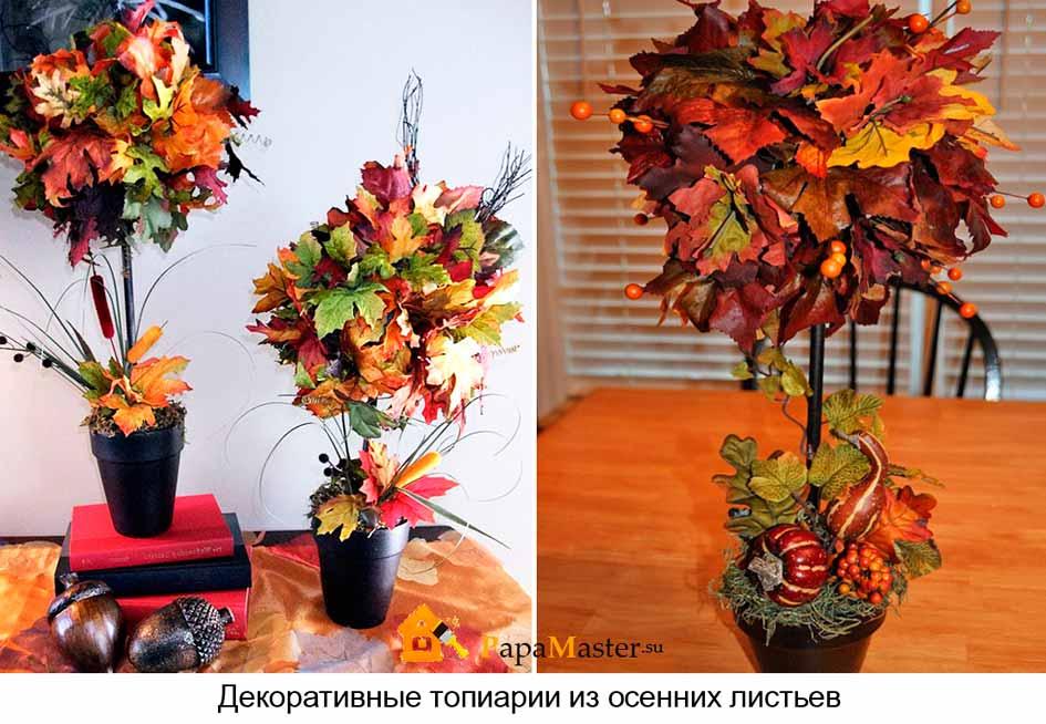 Гербарий своими руками Осенний листопад. Мастер-класс с 7