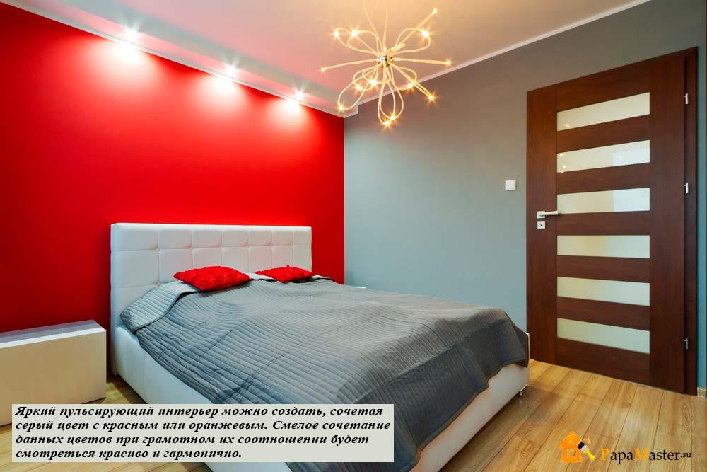 f65f646328749 Оптимальные сочетания цветов в интерьере с серым от дизайнеров ...