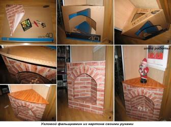 falsh-kamin-svoimi-rukami-foto-336x251 Фальшкамин своими руками (86 фото): чертеж имитации, пошаговая инструкция монтажа фальш-камина, как сделать декор из картона и пенопласта