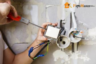 схема монтажа электропроводки в частном доме своими руками