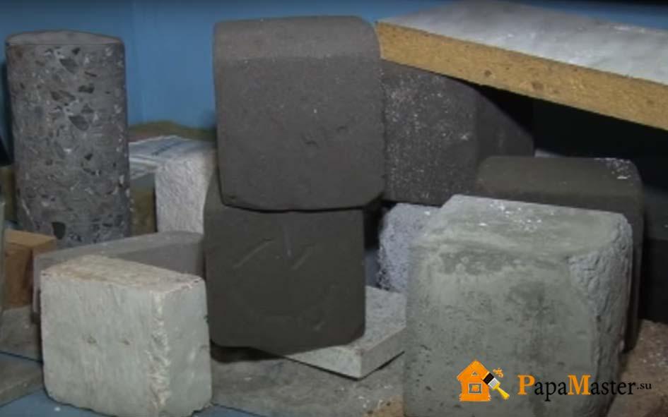 наномодификаторы бетона