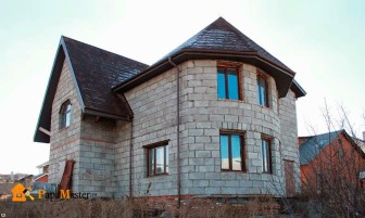 дом из шлакоблока с плюсами и минусами