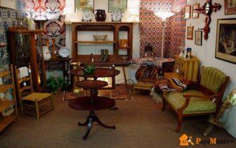 Дизайн комнаты из дерева под старину, фото 1