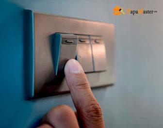 Замена выключателя поможет сэкономить платеж за электроэнергию