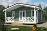 В чем преимущества маленьких домов для постоянного проживания?
