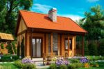Планировка маленького дома — преимущества такого строения!