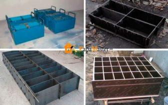 Строительные блоки своими руками в домашних условиях