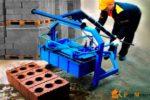 Станок для блоков своими руками – простое оборудование для изготовления керамоблоков, шлакоблоков, арболитовых, газосиликатных и других строительных блоков